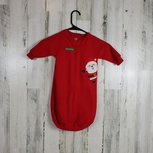 5/$25 Carters Christmas sleeper size 0-9 months